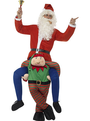 Piggy Back Elf Costume AFD48817