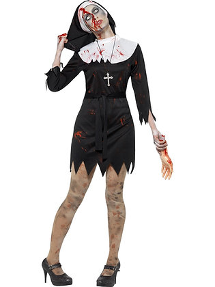 Zombie Sister Costume AFD45527