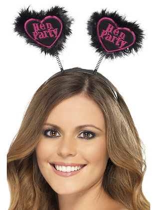 Hen Party Boppers, Black AFD26819