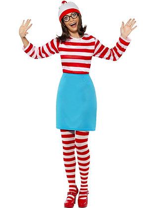 Where's Wenda? Costume AFD39504