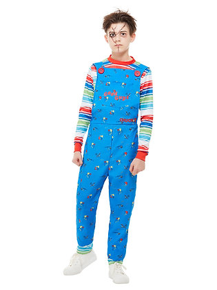 Chucky Costume AFD82005