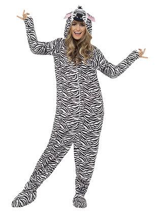 Zebra Costume AFD55003