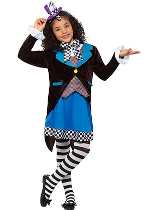 Little Miss Hatter Costume AFD49693