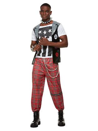 90s Punk Rocker Costume AFD70048