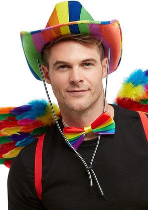 Rainbow Cowboy Hat AFD50999