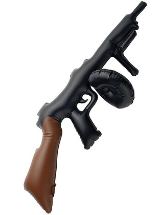 Inflatable Tommy Gun AFD229