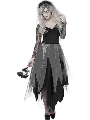Graveyard Bride Costume AFD43729