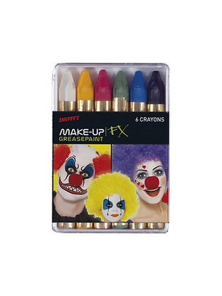 Carnival Greasepaint Crayons AFD645