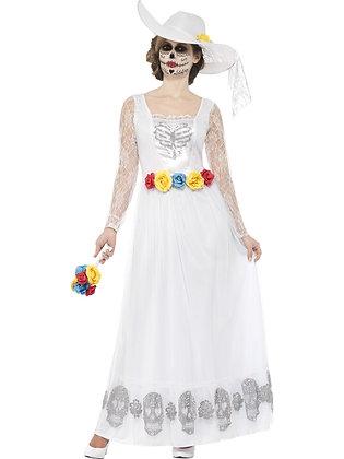 Day Of The Dead Skeleton Bride AFD44657