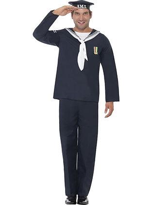 WW2 Naval Seaman AFD22129