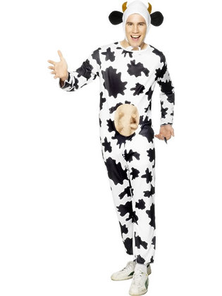 Cow Costume AFD29115