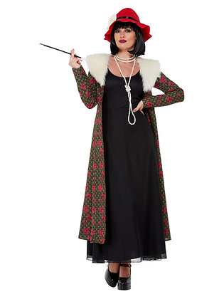 20s Gangster's Mol Costume AFD70033