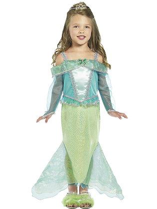 Mermaid Princess Costume AFD36165