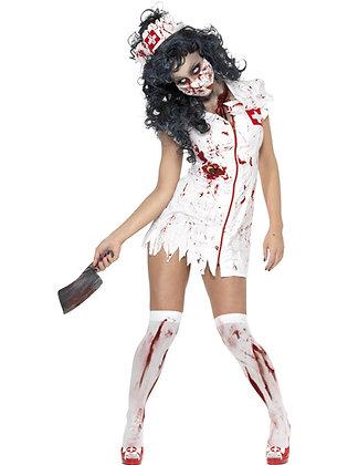 Zombie Nurse Costume AFD34132