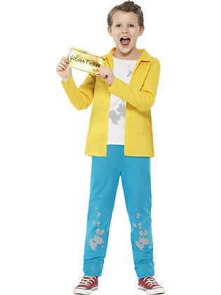 Roald Dahl Charlie Bucket Costume AFD27142