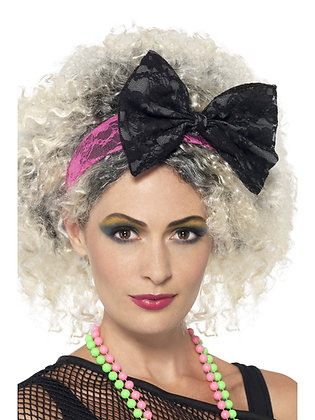 80s Lace Headband AFD41579