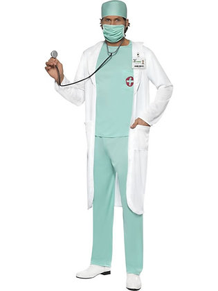 Doctor Costume AFD39482