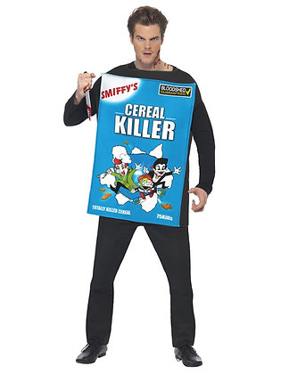Cereal Killer Costume AFD38267