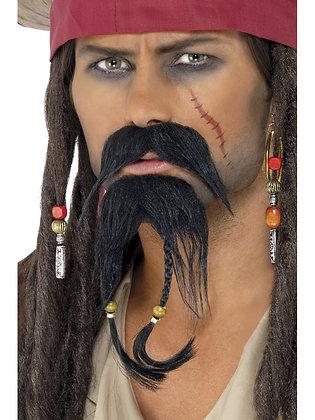 Pirate Beard Set AFD30123