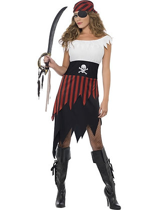 Pirate Wench Costume AFD30716