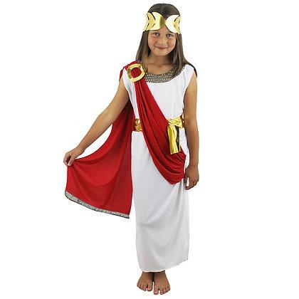 Goddess Costume, Red AFD7003
