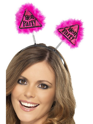 Hen Party Boppers, Pink AFD25830