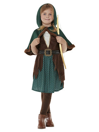 Forest Archer Costume AFD71046