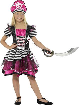 Perfect Pirate Costume AFD21981