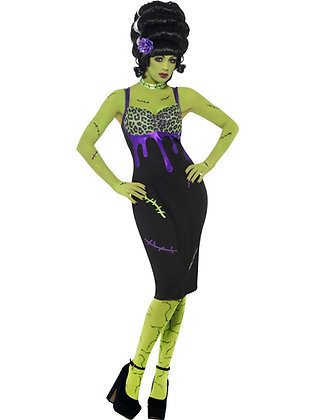 Pin Up Frankie Costume AFD23356