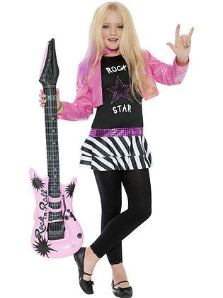 Rockstar Glam Costume AFD36334