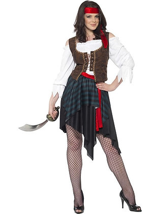 Pirate Lady Costume AFD20470