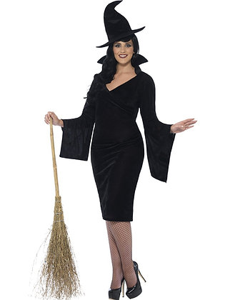 Curves - Witch Costume AFD44351