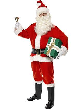 Deluxe Santa Costume AFD34585