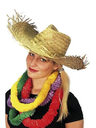 Beachcomber Hawaiian Straw Hat AFD97481