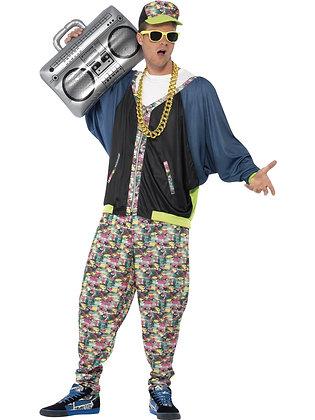80s Hip Hop Costume AFD43198