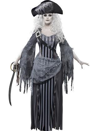 Ghost Ship Princess Costume AFD22970