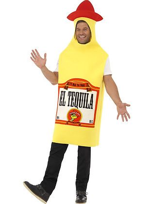 Tequila Bottle Costume AFD22592