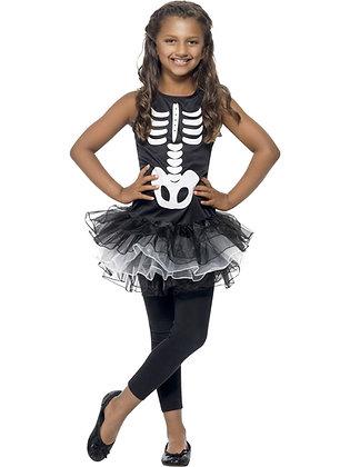 Skeleton Tutu Costume AFD43029