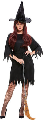 Spooky Witch Costume AFD20421