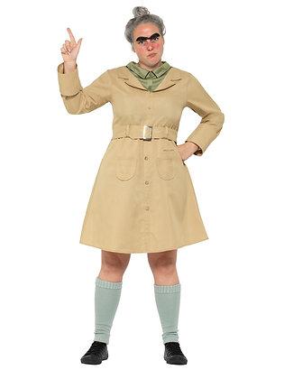 Roald Dahl Trunchbull Costume, Adult AFD41537