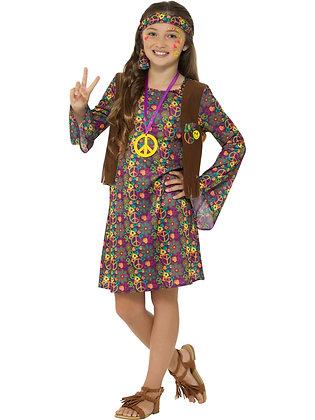 Hippie Girl Costume AFD49738