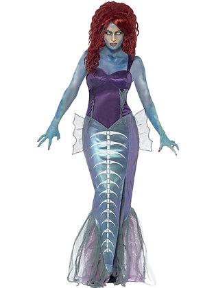 Zombie Mermaid Costume AFD44359