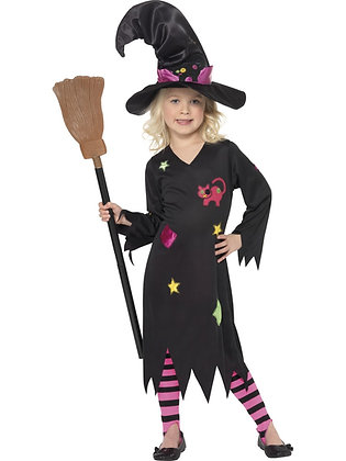 Cinder Witch Costume AFD35655