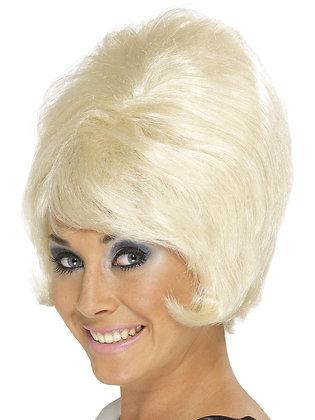Beehive Blonde Wig AFD42273
