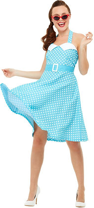 50s Pin up Costume AFD47785