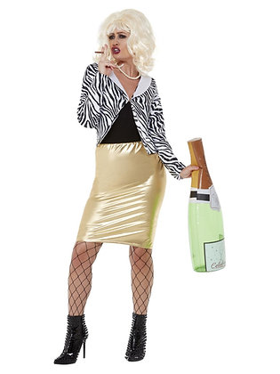 Lady Fabulous Costume AFD70042