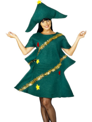 Christmas Tree Costume AFD28265