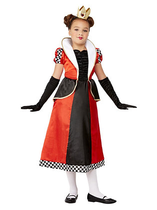Queen of Hearts Costume AFD71024