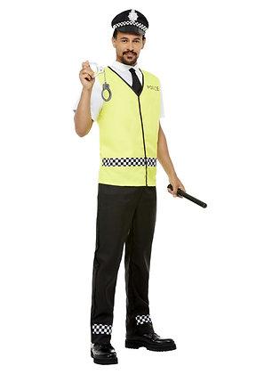 Police Officer Costume AFD70009