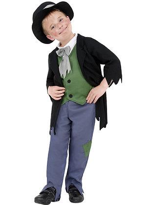 Dodgy Victorian Boy Costume AFD38671